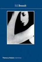 Boek cover Bill Brandt van Ian Jeffrey