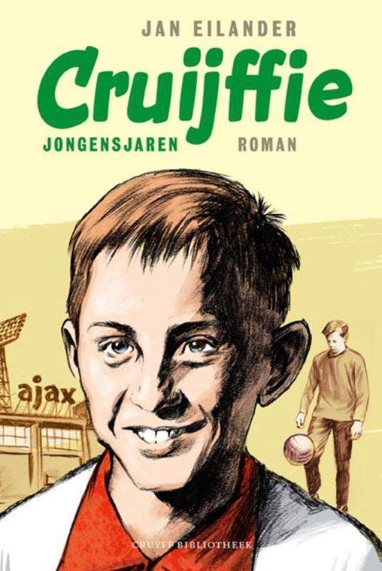 Cruijffie - Jan Eilander | Readingchampions.org.uk