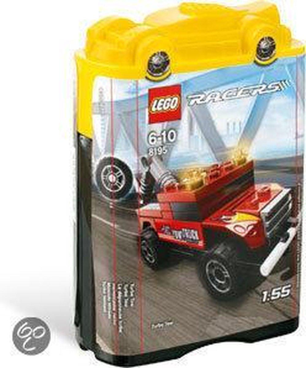 LEGO Racers Turbo Tow - 8195