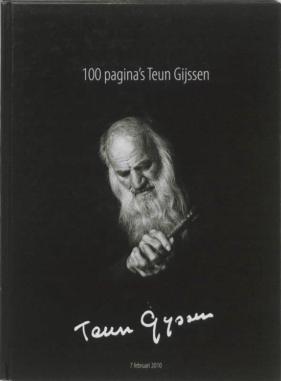 100 pagina's Teun Gijssen - M. Canters |