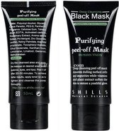Black Head Peel Off Mask Tube Mee Eters & Acne verwijderen - Peel off  Black Head Mask - 50 ml - Gezichtsmasker