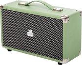 GPO Retro Speaker Retro Speaker Bluetooth - Munt groen