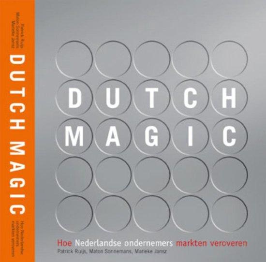 Cover van het boek 'Dutch Magic'