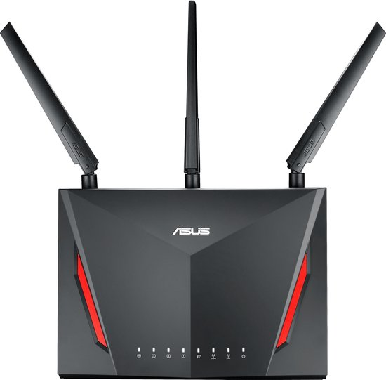 ASUS RT-AC86U - Router - 3000 Mbps
