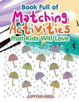Book Full of Matching Activities That Kids Will Love