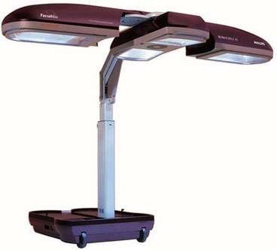 Set van 4 x HPA 400 S lampen voor Sunmobile