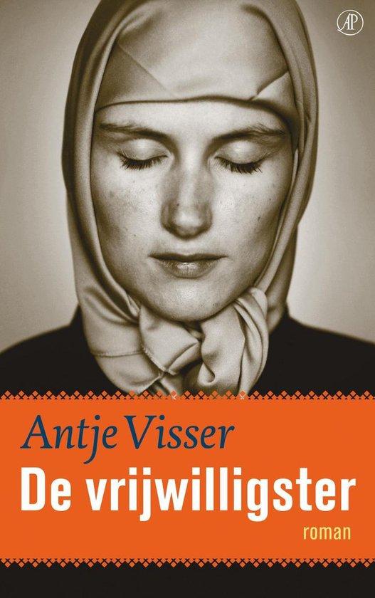 De vrijwilligster - Antje Visser |