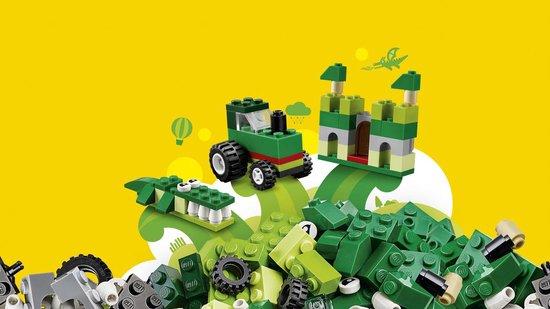 LEGO Classic Groene Creatieve Doos – 10708