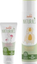 Zwitsal  naturals Bad- & Wascrème + Body crème - Combinatie pack