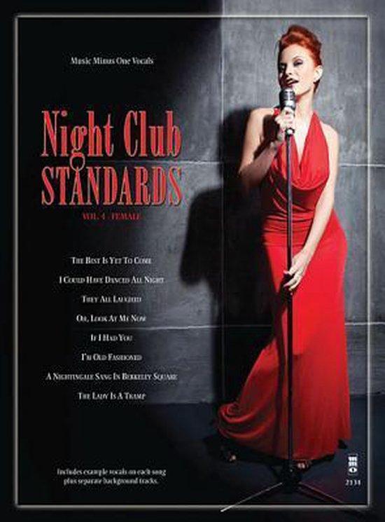 Night Club Standards for Females - Volume 4