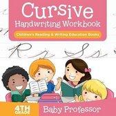 Cursive Handwriting Workbook 4th Grade