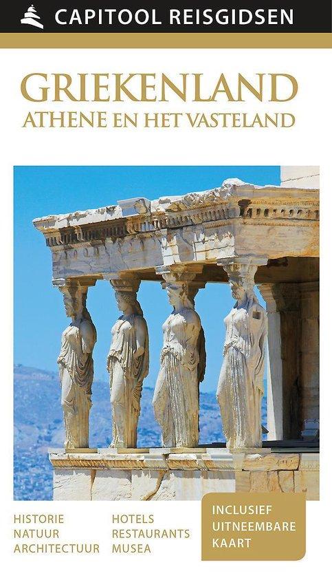 Capitool reisgids - Griekenland Athene en het vasteland - Capitool |