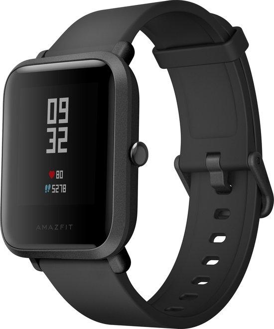 Huami Amazfit BIP - Smartwatch - 38 mm - Zwart