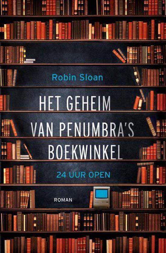 Het geheim van penumbra's - Robin Sloan | Fthsonline.com