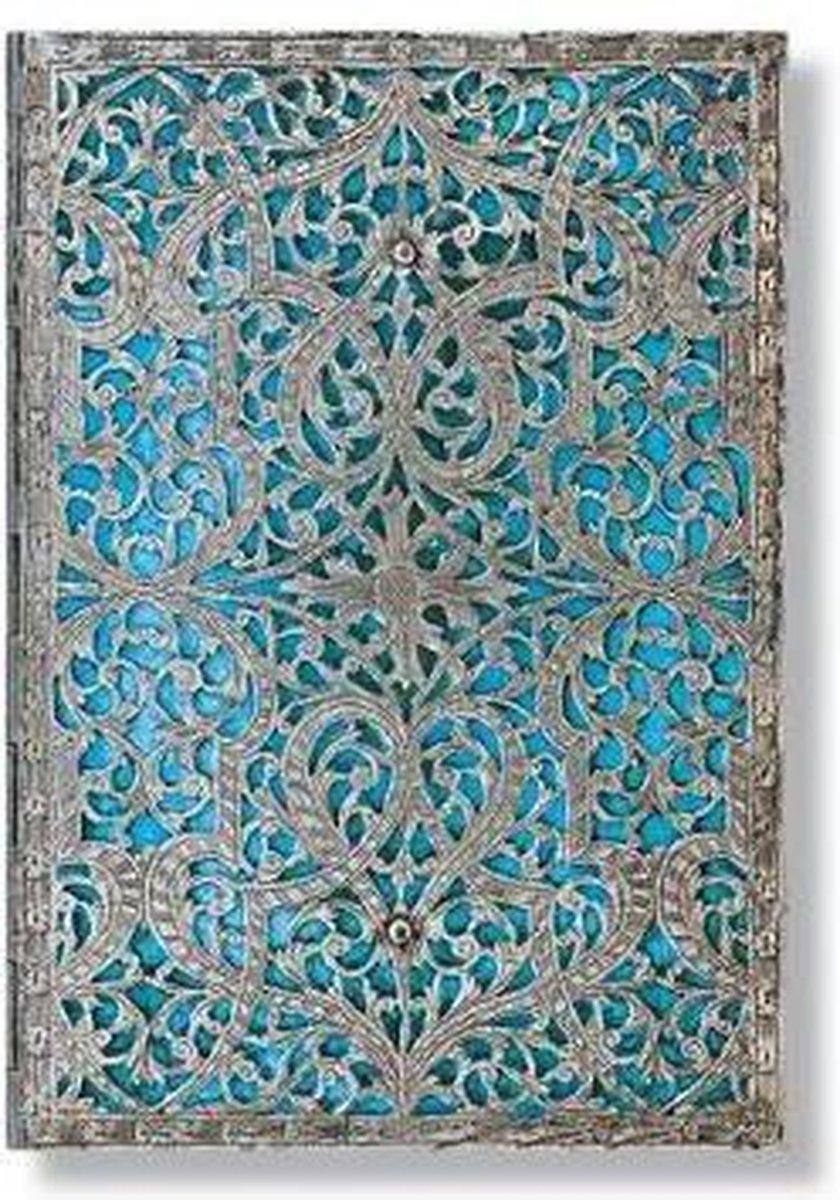 Maya Blue Midi