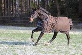Kerbl Paardeken Winterdeck IceProtect - Bruin - 165 cm
