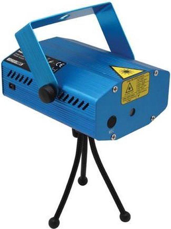 Mini Rg Laserprojector - 150 Mw