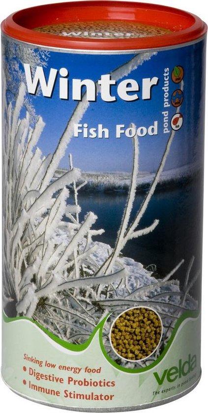 Visvoer Winter Visvoer - 1250 ml - 675 g
