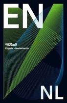 Boek cover Van Dale Pocketwoordenboek Engels-Nederlands van Diverse auteurs (Paperback)