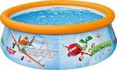 Intex Easy Set Opblaasbaar Zwembad - 183 cm - Planes