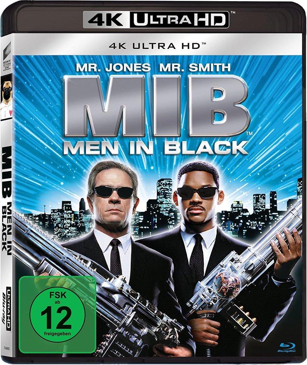 Men in Black (Ultra HD Blu-ray)-