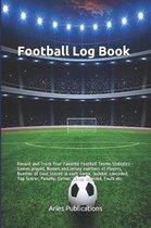 Football Log Book