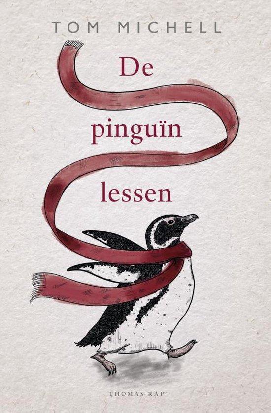 Boek cover De pinguïnlessen van Tom Michell (Paperback)