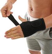 Boersport ®| Polsbrace met spalk voor pijnlijke pols| Carpaal tunnel syndroom| Links