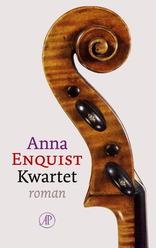 Kwartet - Anna Enquist |
