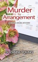 Boek cover Murder by Arrangement van Suzanne Young