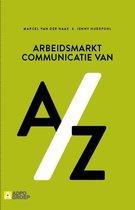 Arbeidsmarktcommunicatie van A/Z
