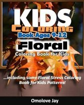 Kids Coloring Book Ages 9-12