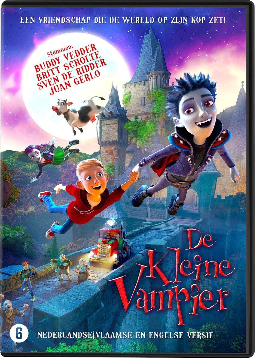 De Kleine Vampier - Animation