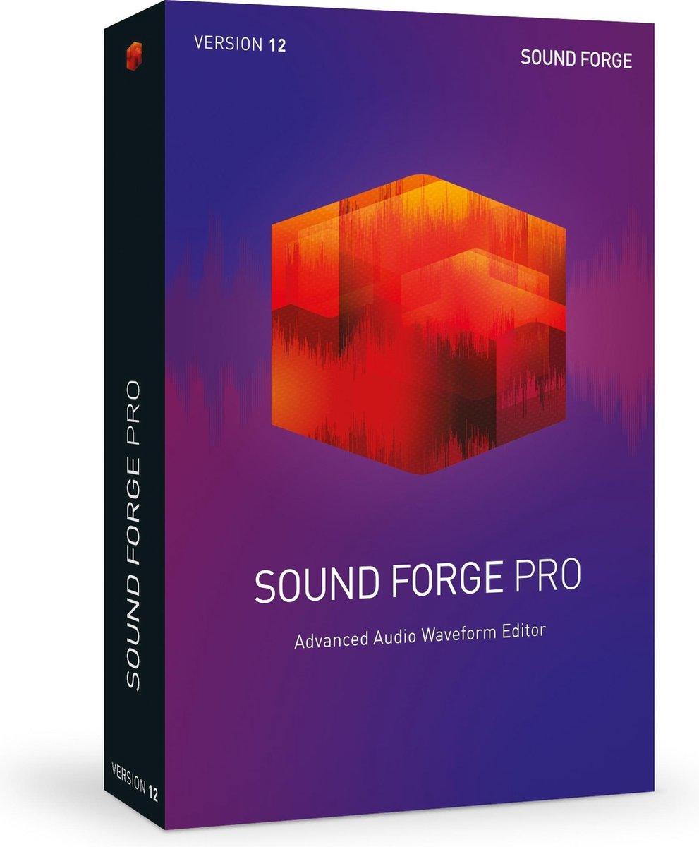 Sound Forge Pro kopen