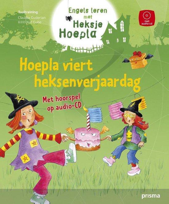 Hoepla viert heksenverjaardag - Knister pdf epub