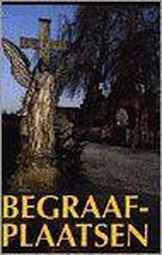 Boek cover Begraafplaatsen van Roland Blijdenstijn (Paperback)