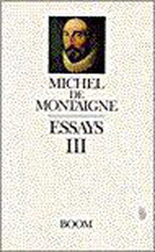 Essays - Michel De Montaigne | Fthsonline.com