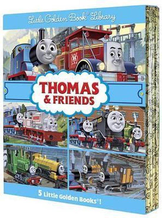 Thomas & Friends Little Golden Book Library (Thomas & Friends)
