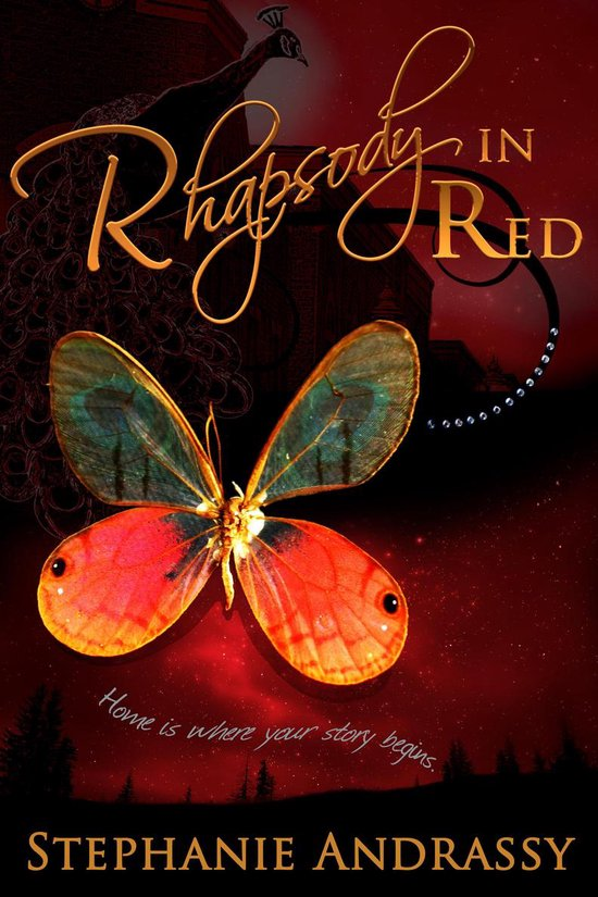 Rhapsody in Red (Home Series #3)