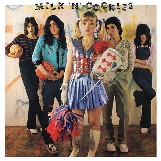 Milk 'N' Cookies (+Book)