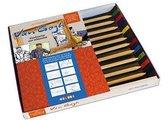 Van Gogh kleuren voor volwassenen boek-box