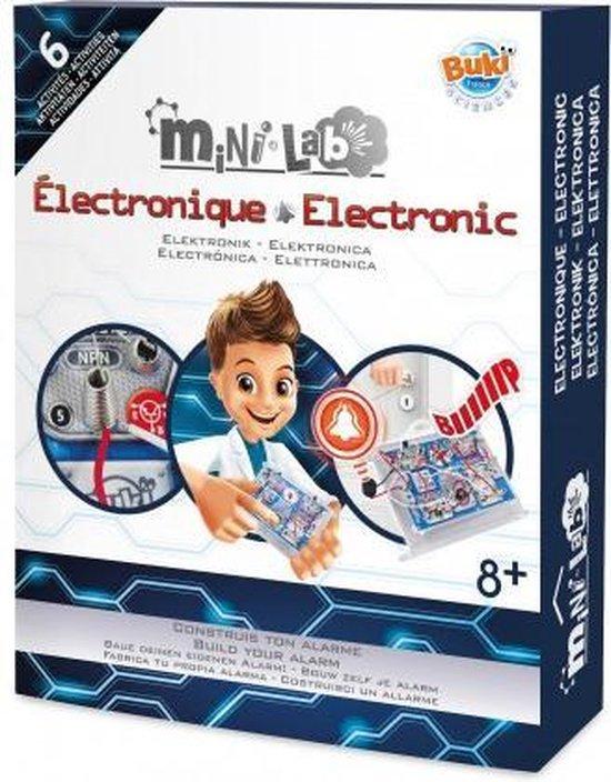Afbeelding van het spel Buki Mini Lab Electronica