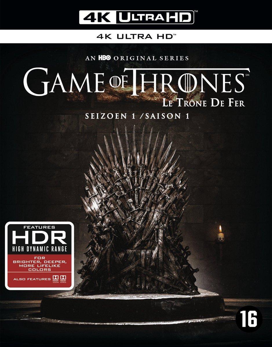 Game of Thrones - Seizoen 1 (4K Ultra HD Blu-ray)-