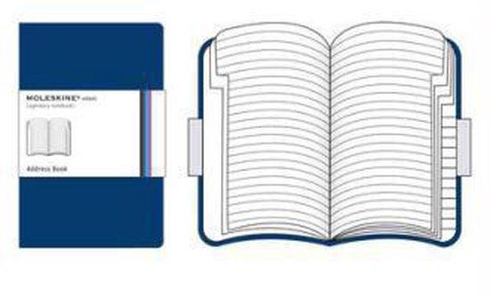 Cover van het boek 'Moleskine Volant Notebook - Address Book'