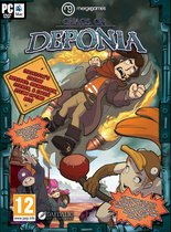 Chaos on Deponia - Collector's Edition - Windows