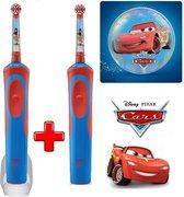 Oral-B Vitality Kids Cars & Planes+ Extra Body - Elektrische Tandenborstel