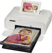 Canon SELPHY CP1300 - Fotoprinter met wifi / Wit
