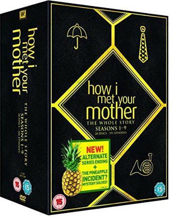 How I Met Your Mother S.1-9 (Import)