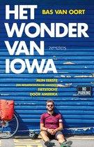Boek cover Het wonder van Iowa van Bas van Oort (Onbekend)