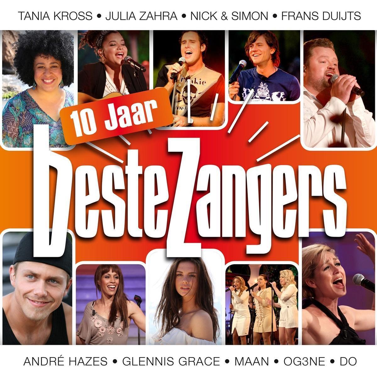Beste Zangers 10 Jaar - De Beste Zangers